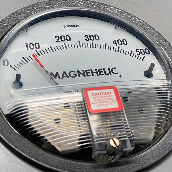 Verschleiß und Ersatzteil Magnehelic Druck